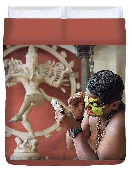 Showtime Duvet Cover by Marion Galt