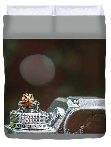 Shutterbug- Duvet Cover