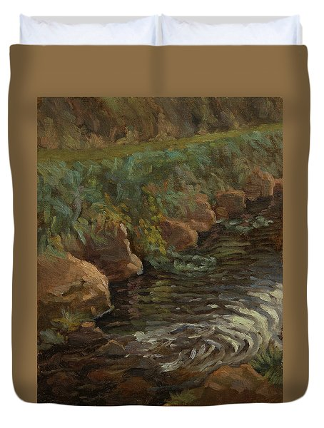 Sidie Hollow Duvet Cover