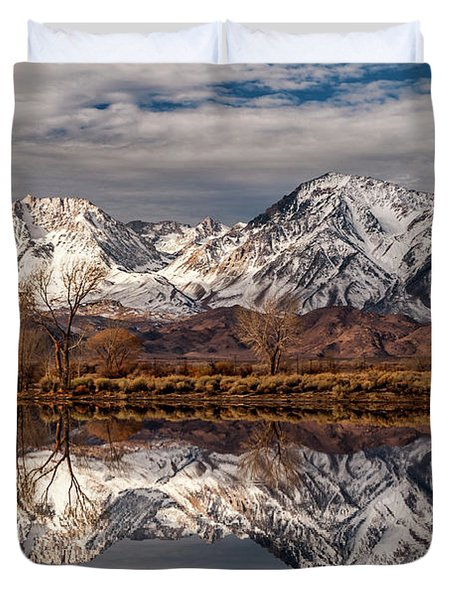 Sierra Reflections 2 Duvet Cover