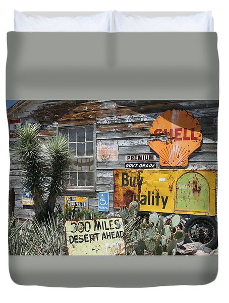 Sign Sign, Everywhere A Sign Duvet Cover