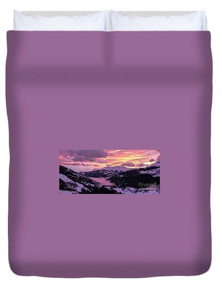 Signina Winter Duvet Cover