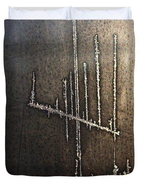 Signs-11 Duvet Cover