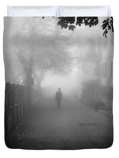 Silent Hill Duvet Cover