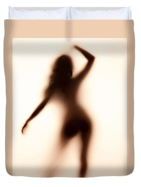 Silhouette 117 Duvet Cover