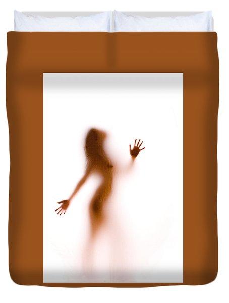 Silhouette 27 Duvet Cover