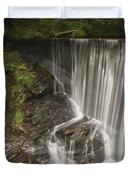 Silk Cascade Duvet Cover