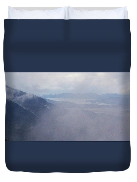 Spellbound Duvet Cover by Martin Cline