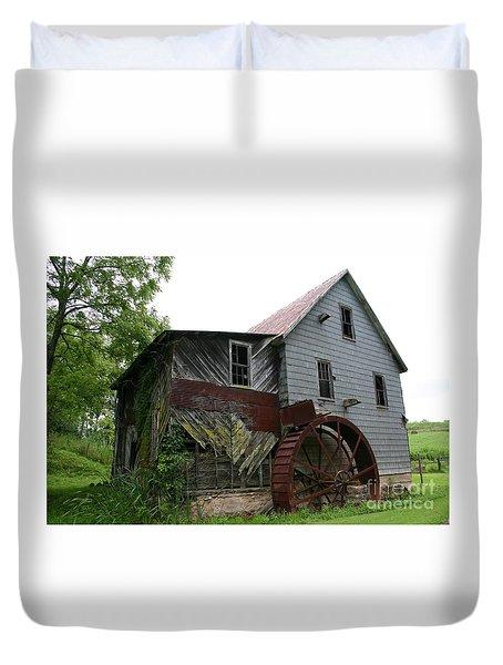 Silverlake Mill Duvet Cover