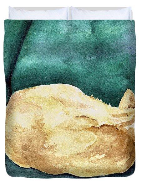 Simba Duvet Cover