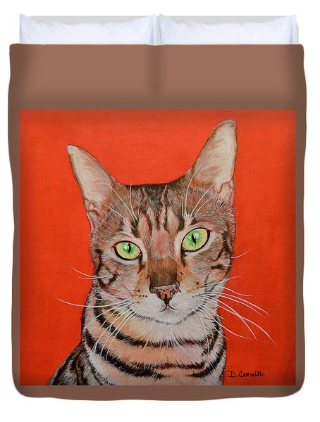 Simon Duvet Cover