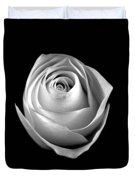 Duvet Cover featuring the photograph Simple Elegance by Elsa Marie Santoro