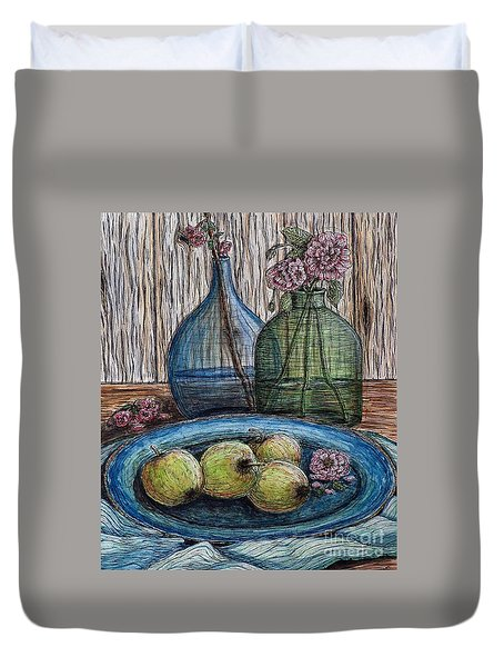 Simple Pleasures Duvet Cover