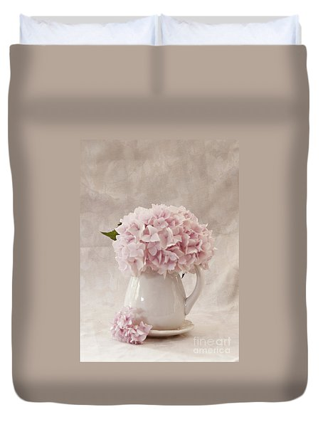 Simplicity Duvet Cover by Sherry Hallemeier