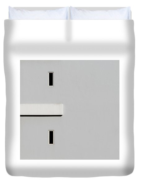 Simplism 2 Duvet Cover