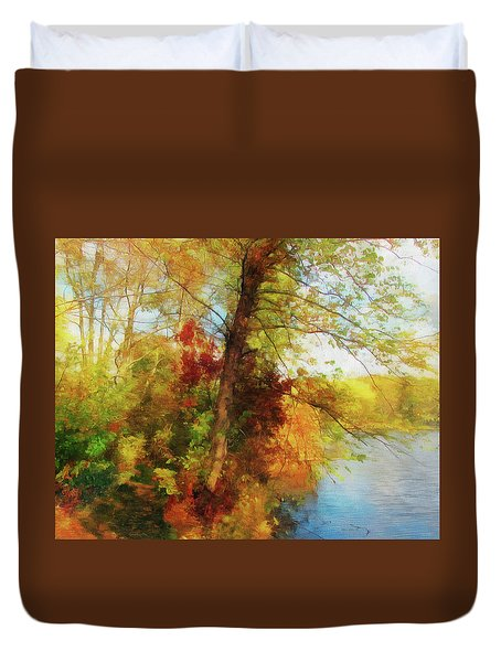 Simply Autumn Duvet Cover