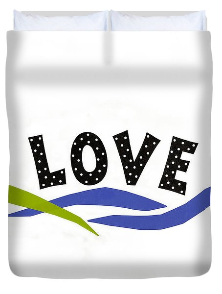 Simply Love Duvet Cover