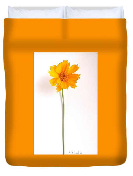 Simply Sunny Duvet Cover by Fred Wilson