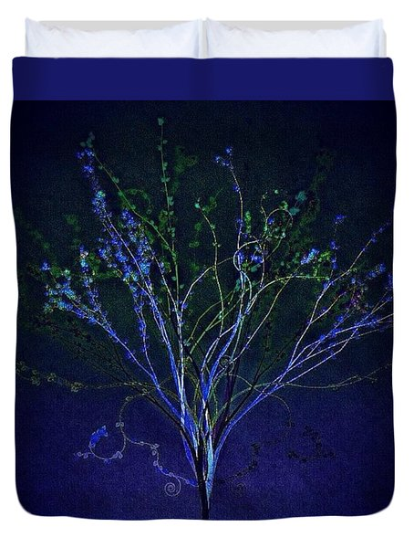 Since Love Grows Within You Duvet Cover