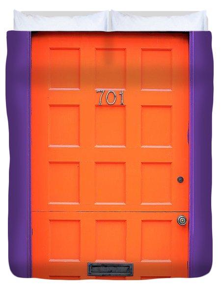 Single Door Duvet Cover