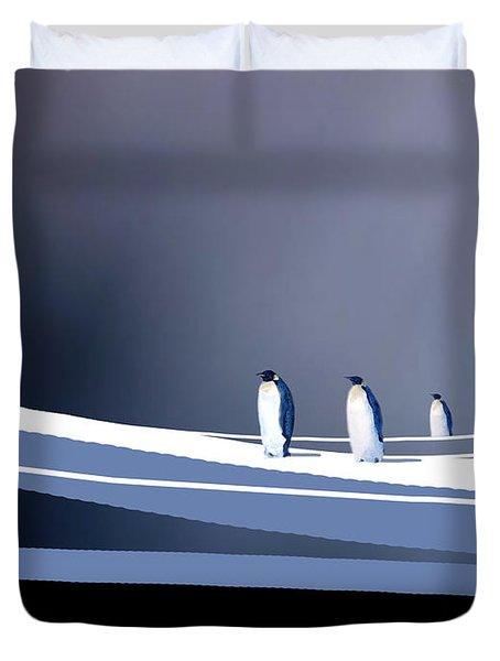 Single File Duvet Cover by Paul Sachtleben