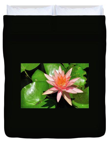 Single Flower Duvet Cover