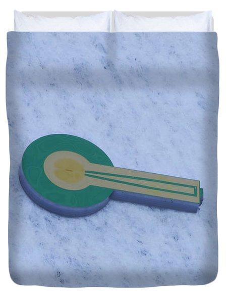 Single-photon Detector Duvet Cover