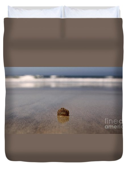 Single Shell Duvet Cover