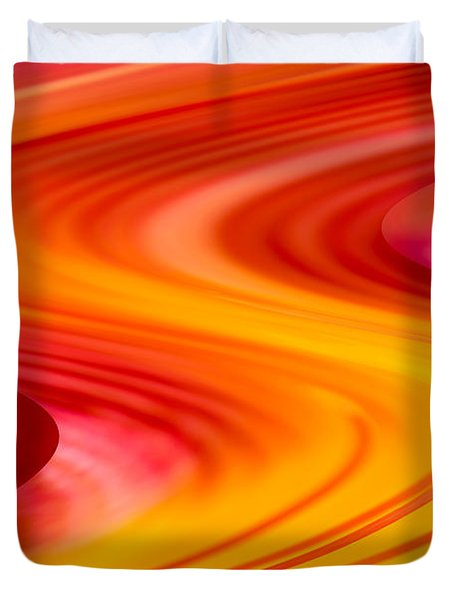 Sinuous I Duvet Cover