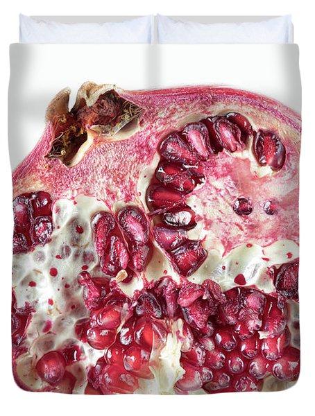 Sir Pomegranate Duvet Cover