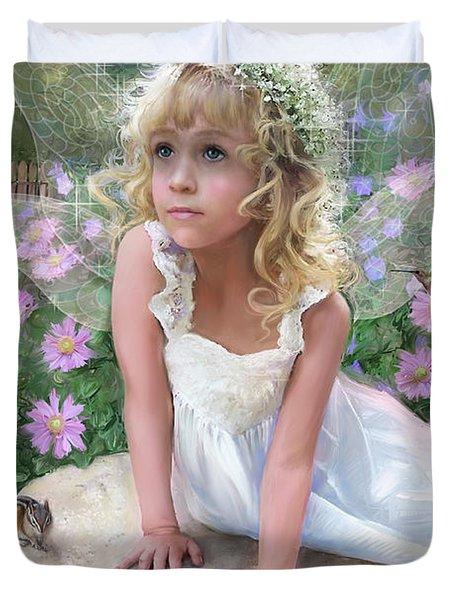 Sissy Fairy Duvet Cover