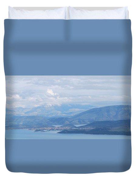Six Islands  Duvet Cover