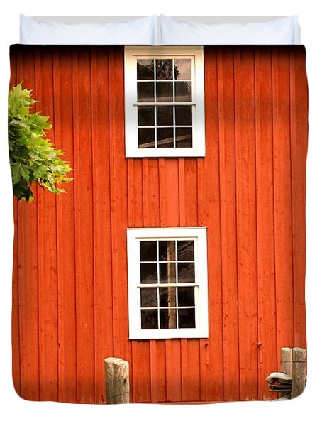 Six Windows Duvet Cover by Ian  MacDonald