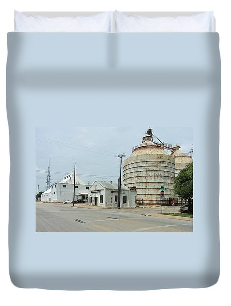 Sixth And Webster  2016bc Before Chip Duvet Cover