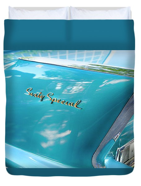 Sixty Special Cadillac Duvet Cover