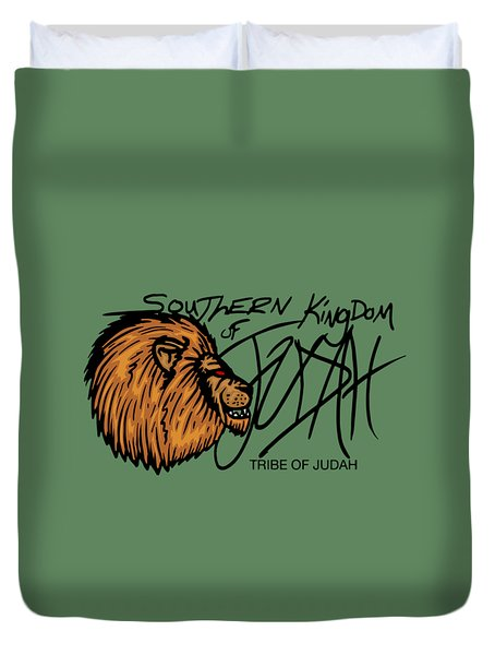 Sk Of Judah Duvet Cover