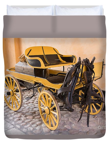 Skansen Carriage Duvet Cover