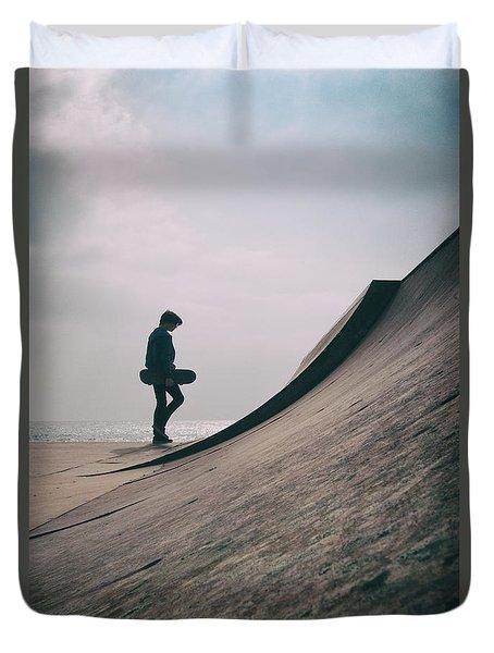 Skater Boy 006 Duvet Cover