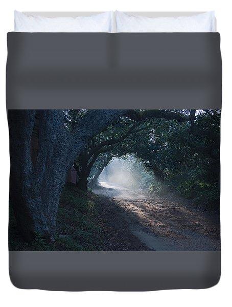 Skc 4671 Road Towards Light Duvet Cover