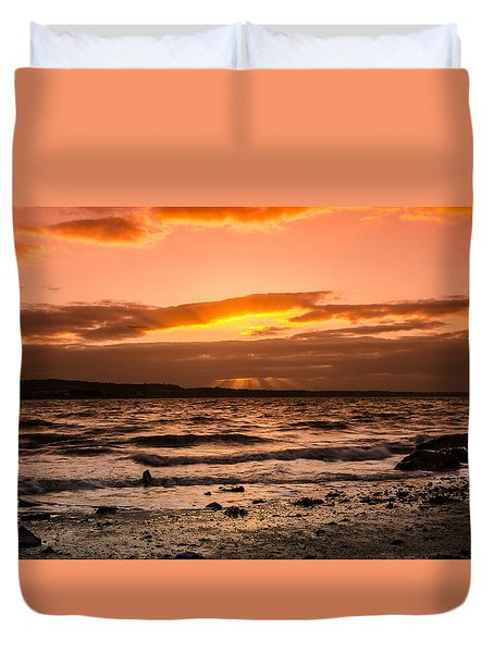 Skerries Duvet Cover
