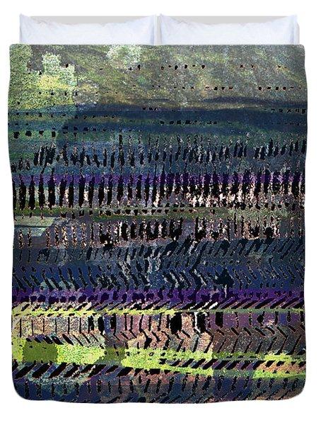 Skidda Duvet Cover by Andy  Mercer