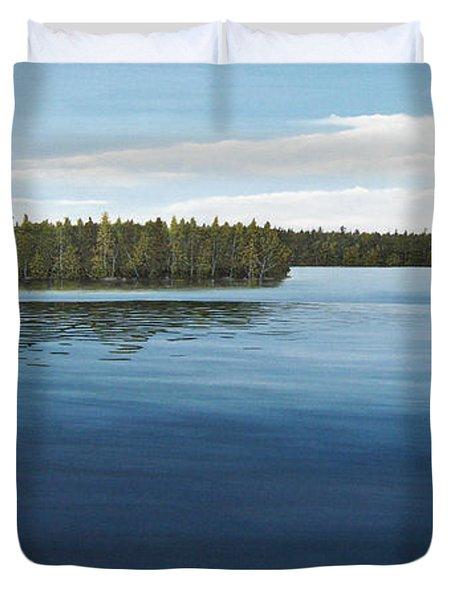 Skinners Bay Muskoka Duvet Cover