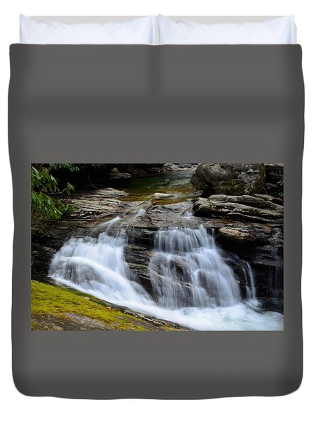Skinny Dip Falls Duvet Cover