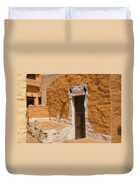 Skn 1264 Thatched House Duvet Cover