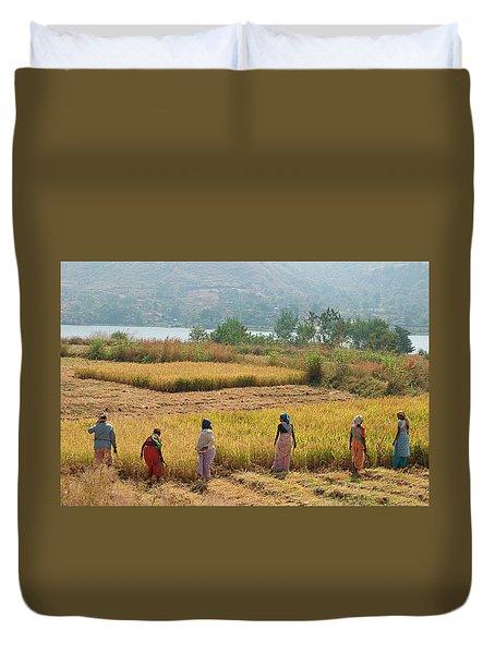 Skn 2617 Family Business Color Duvet Cover