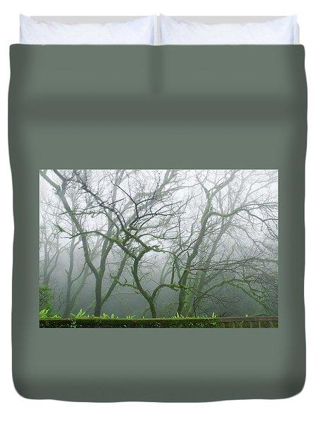Skn 3720 Monsoon Landscape Duvet Cover