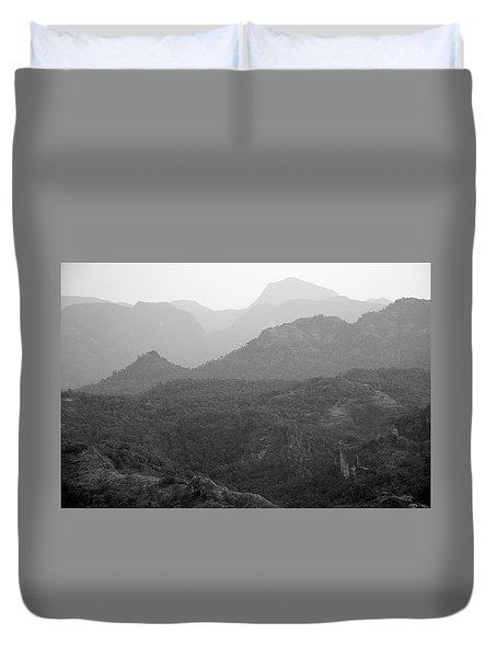 Skn 4443 Rolling Landscape Duvet Cover