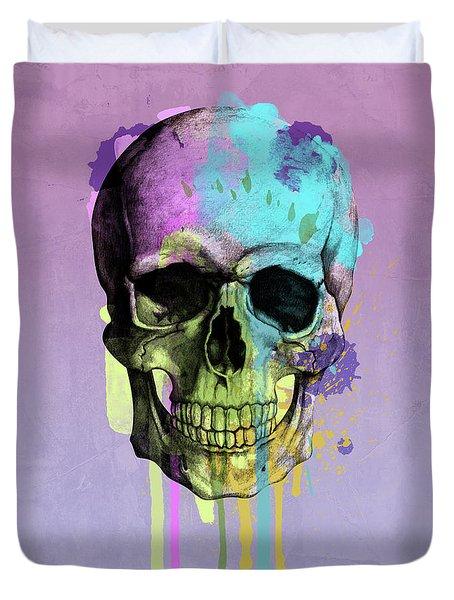 Skull 6 Duvet Cover