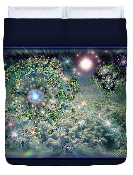 Sky 11-11 Duvet Cover