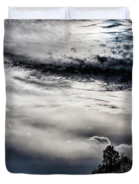 Sky Drama Duvet Cover